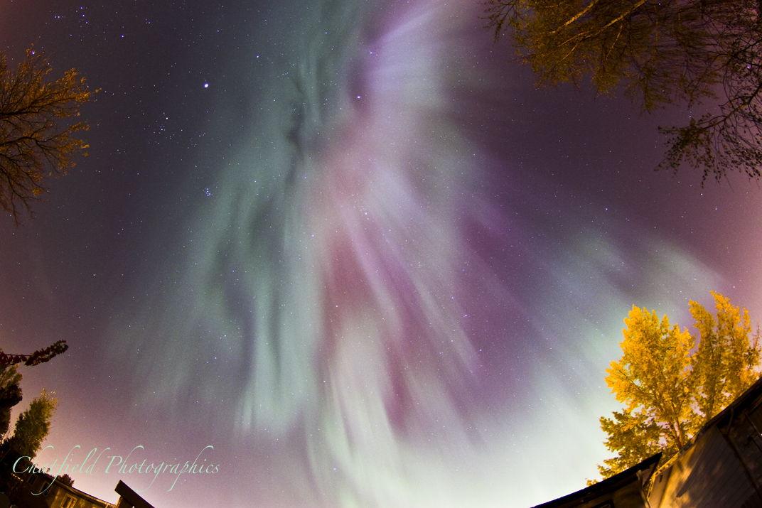 Aurora Outside Saskatoon #2