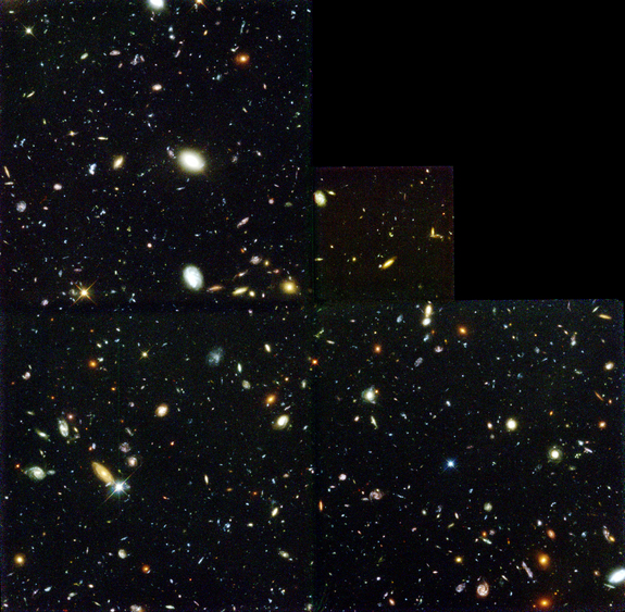 best photos of distant galaxies - photo #12
