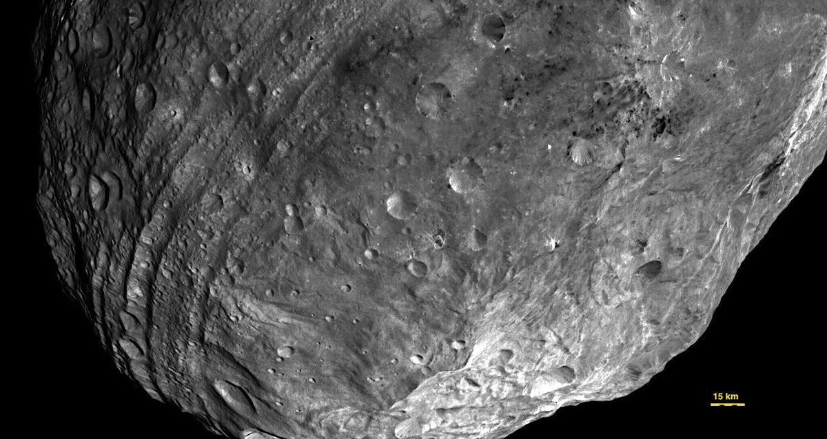 Vesta Up Close: What the Dawn Probe Revealed