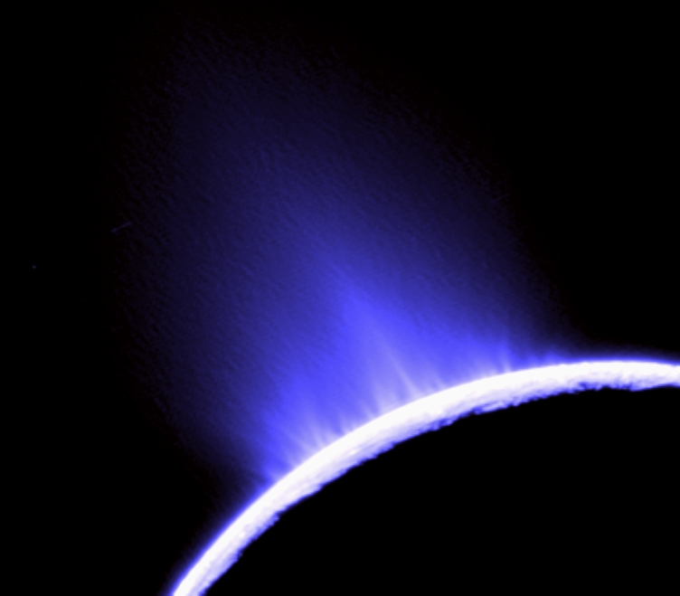 Geysers on Icy Saturn Moon Enceladus Tied to Orbit