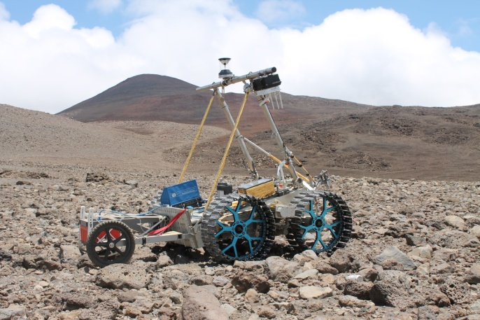 Canadian Rover May Fly on NASA's Deep Space Rocket