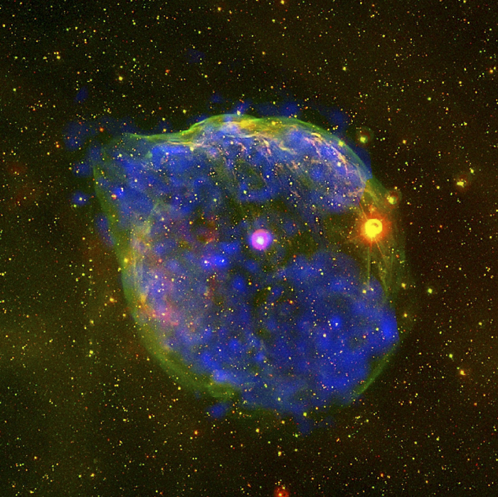 Wolf-Rayet Stars: Sounds Like Sci-Fi, But Full of Sci-Fact