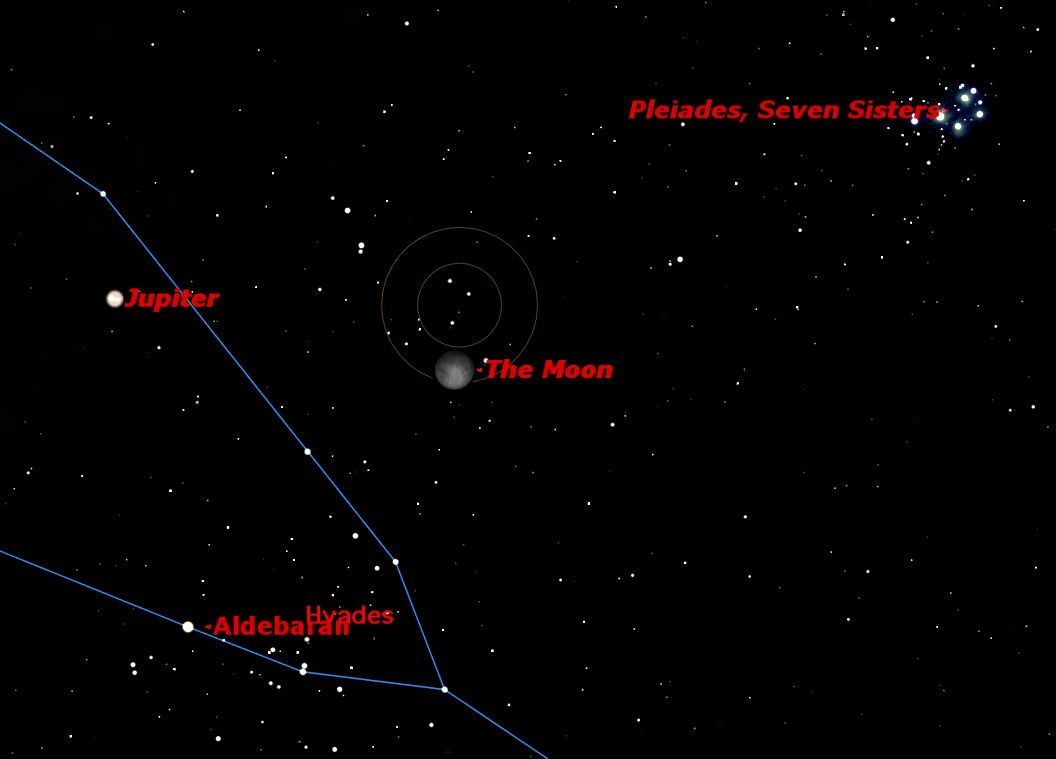 November 2012 Night Sky Guide (Sky Map Gallery)