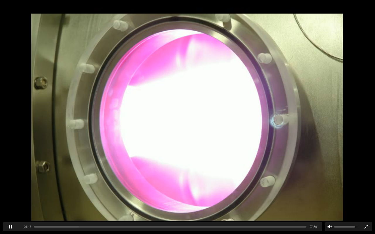 Cheap 'Plasma Jet' for Space Propulsion Aim of Kickstarter Campaign
