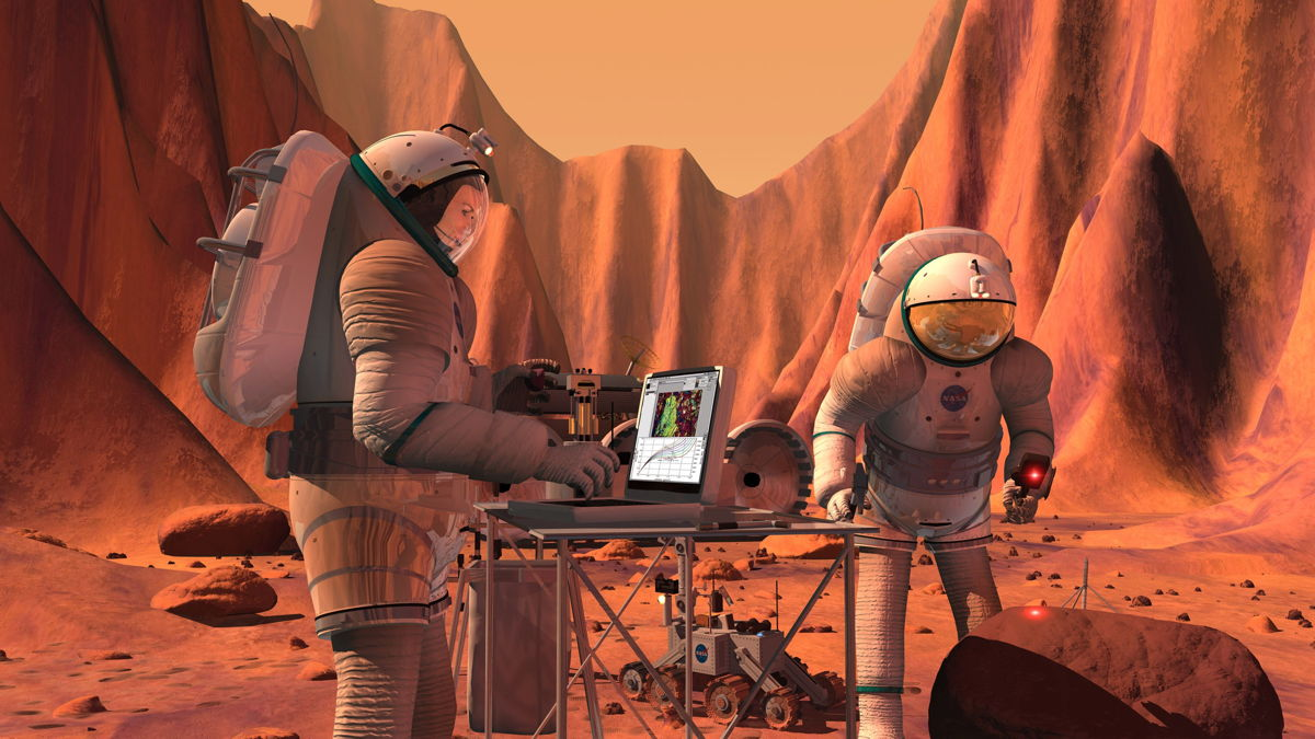 It's Time to Get Serious About Going to Mars, NASA Says