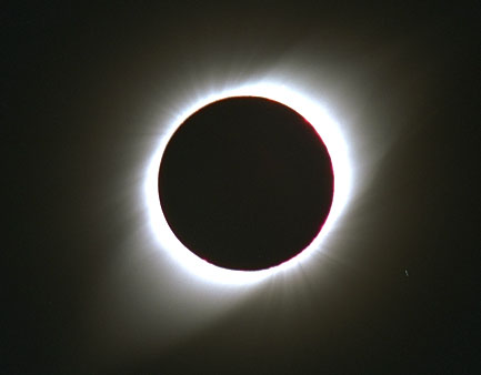 Total Solar Eclipse and Minor Lunar Eclipse to Grace Nov. Skies