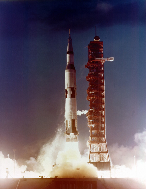 Space History Photo: Apollo 4 Launch
