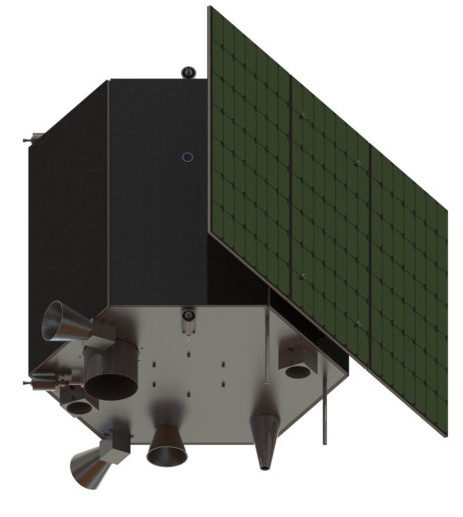 DebriSat is built to be busted up, designed to yield new data on on-orbit collisions.