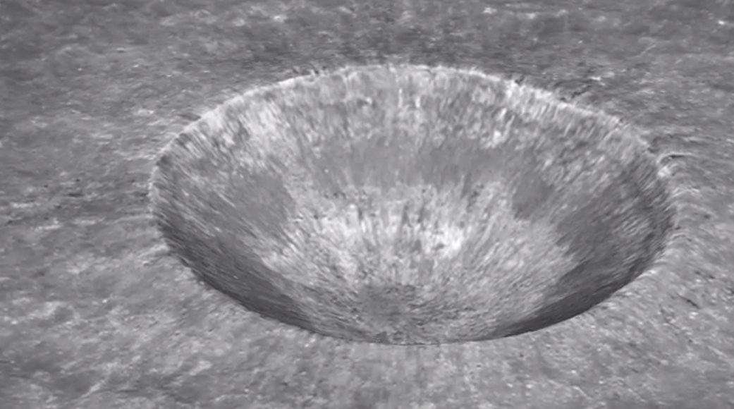 Pristine Moon Crater Could Help Unlock Impacts' Secrets