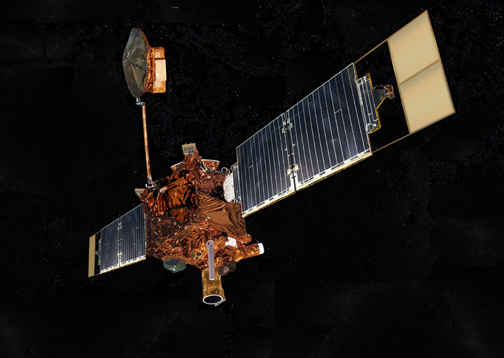 Mars Global Surveyor: A New Generation of Space Probes