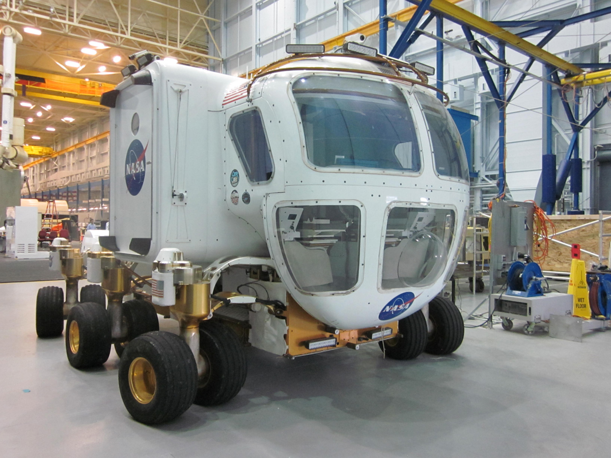nasa space exploration vehicle - photo #6