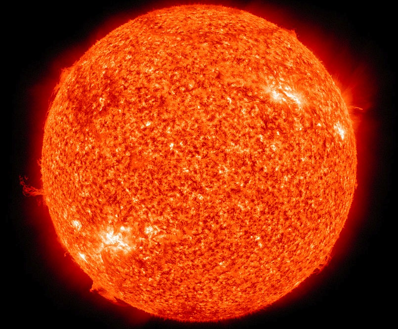 The Sun: Our Perfectly Average Middle Aged Star