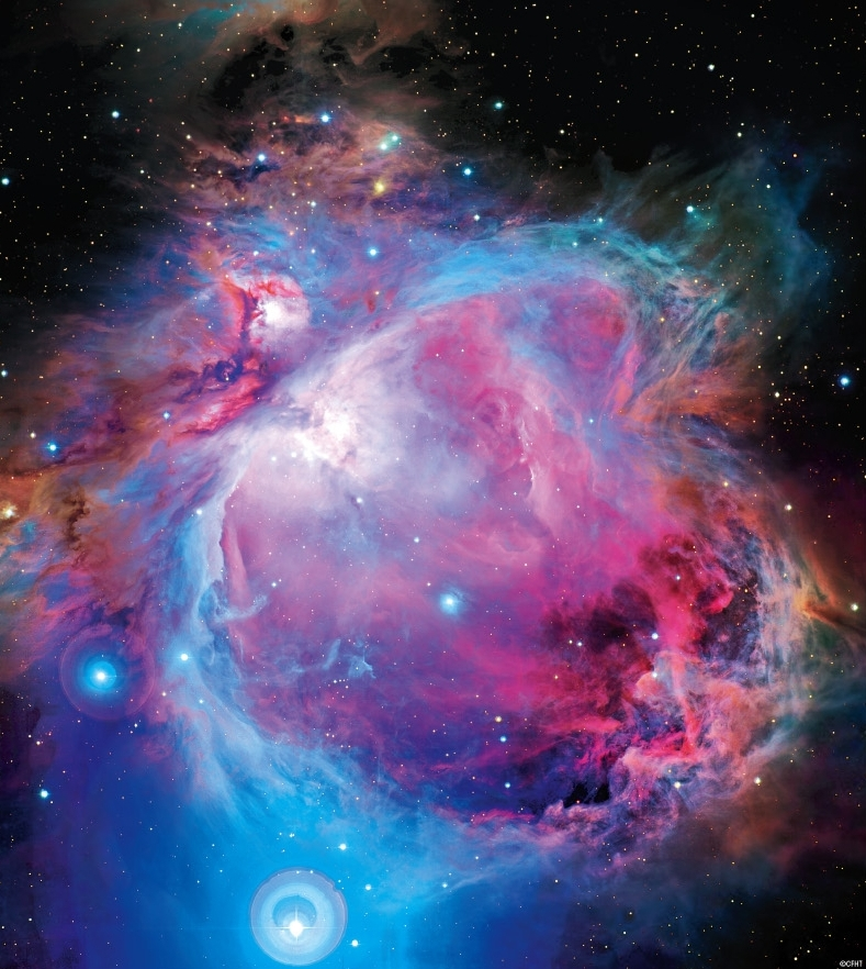 Orion Nebula NGC 1980