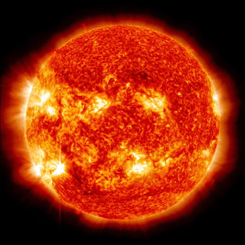 M6 Solar Flare on Nov. 12, 2012