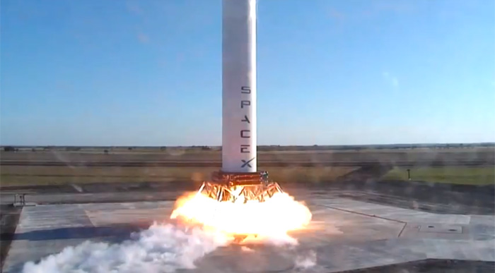 SpaceX Grasshopper 2nd Test Flight