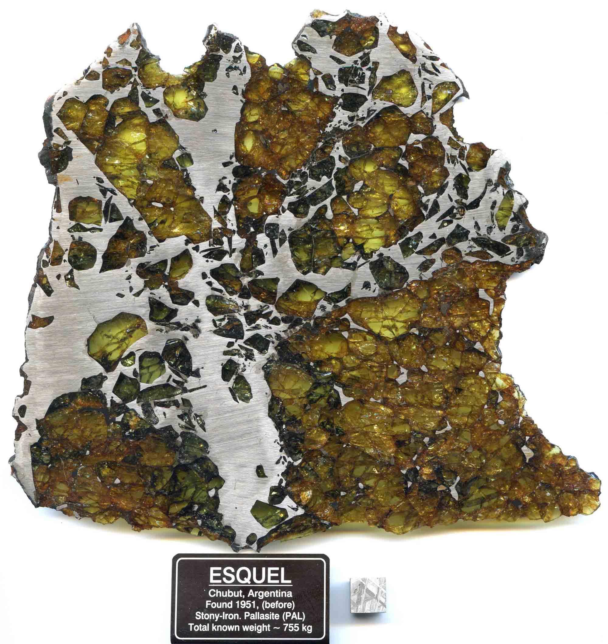 Rare Meteorites Born In Asteroid Crashes