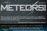"Learn why famous meteor showers like the Perseids and Leonids occur every year [<a href=""http://www.space.com/18507-meteor-showers-shooting-stars-infographic.html"">See the Full Infographic Here</a>]."