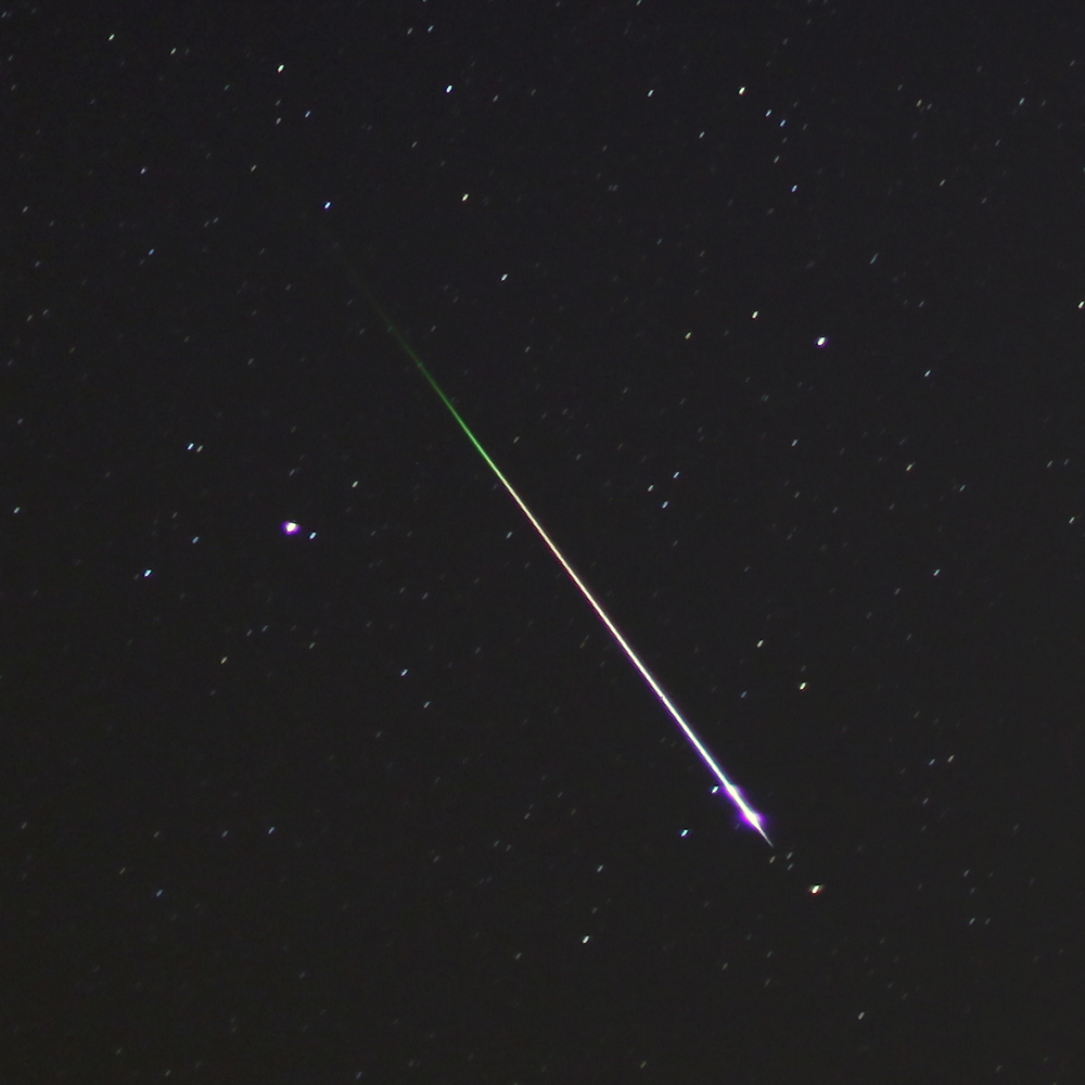Leonid Meteor Shower Webcast: Watch Live Here Tonight