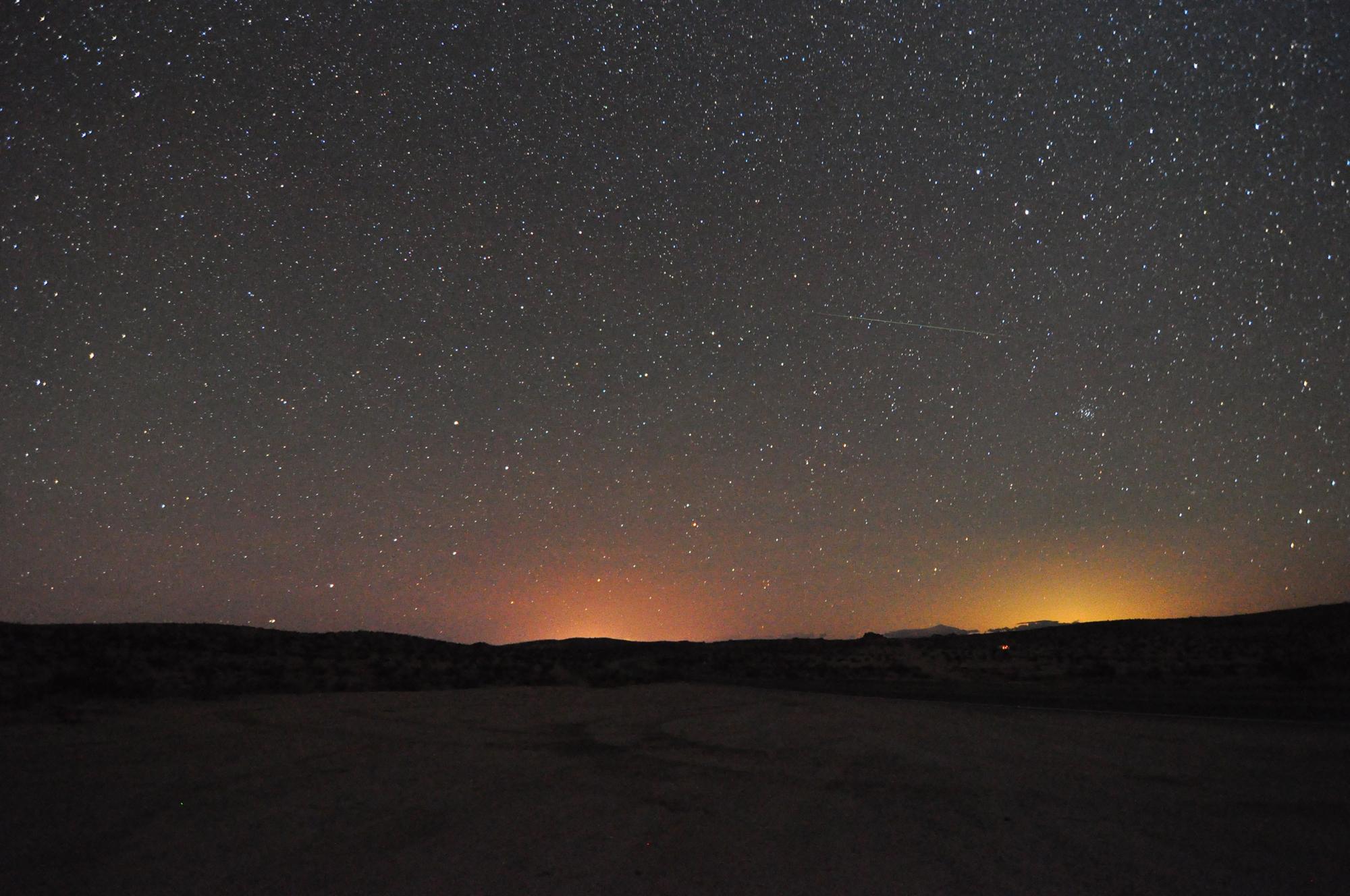 Leonid Meteor Shower 2012: Marian Murdoch