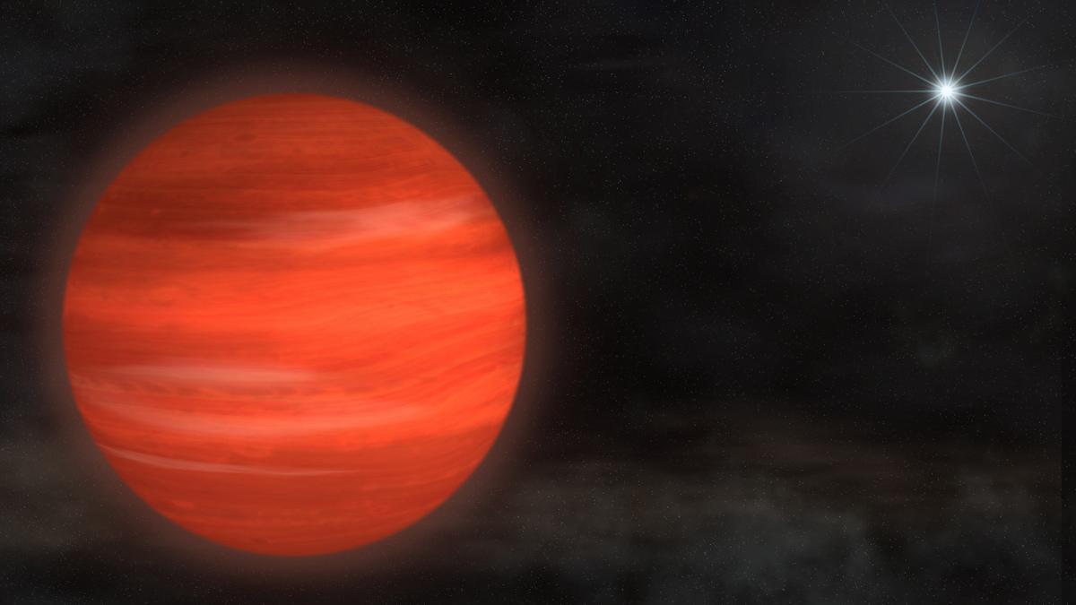 'Super-Jupiter' Discovery Dwarfs Solar System's Largest Planet