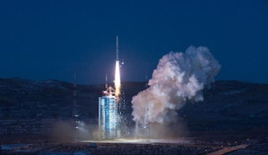 China Launches New Disaster-Monitoring Satellite