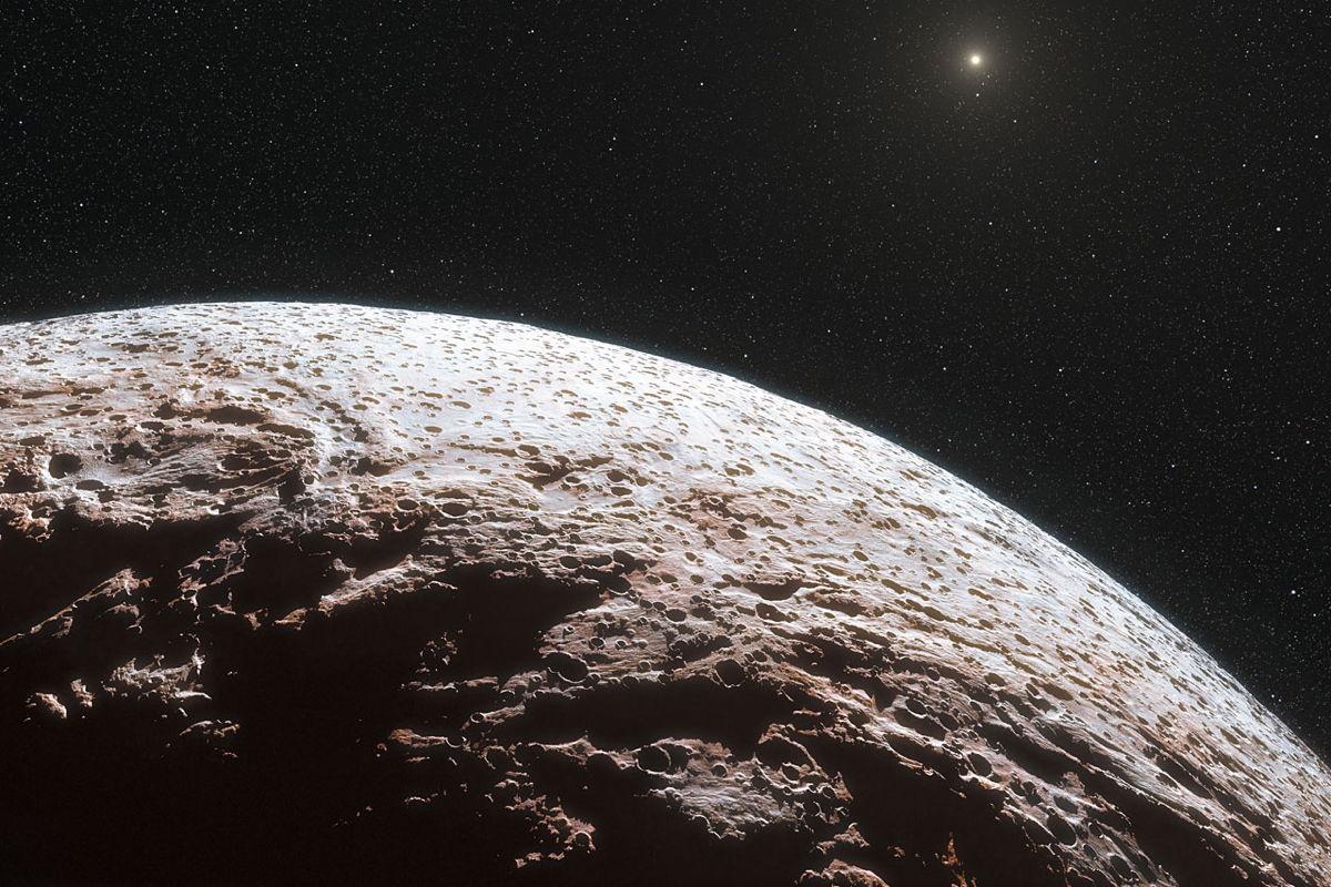 Dwarf Planet Makemake: Icy Wonder (Gallery)