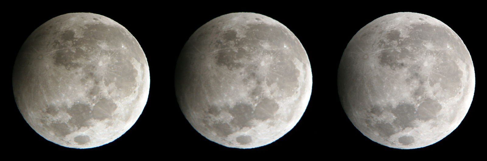 The Penumbral Lunar Eclipse of 2006