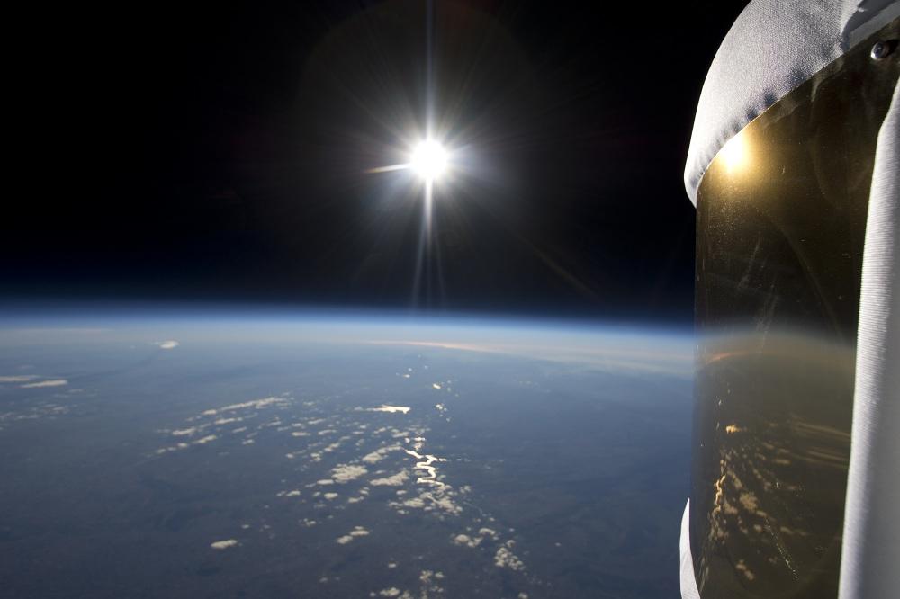Balloon Test Shows Space Tourism on the Horizon
