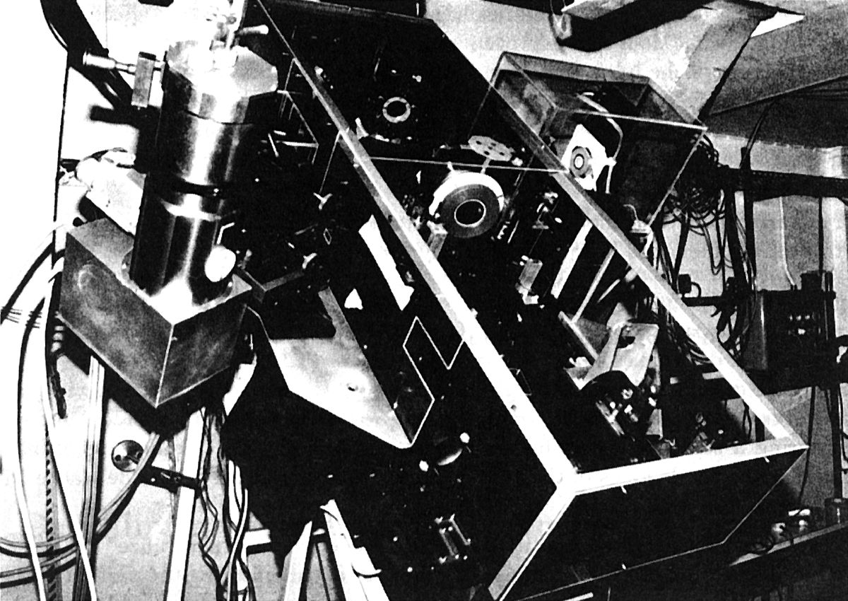 Pioneering Adaptive Optics (1989)