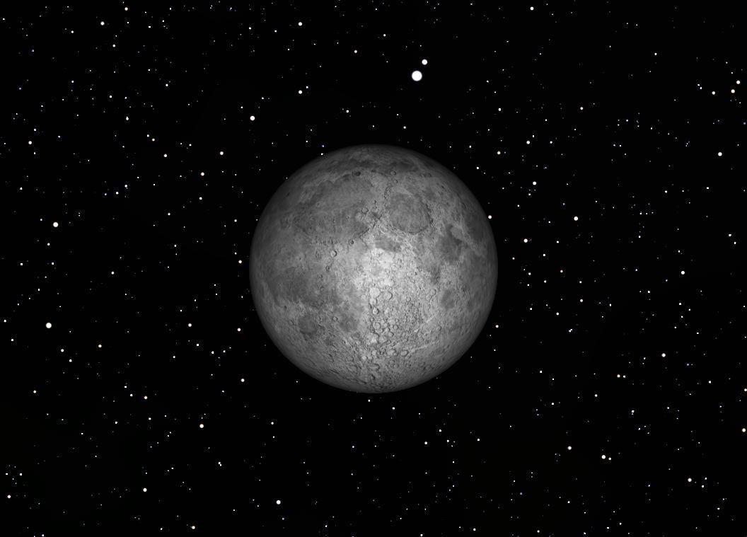 December 2012 Full Moon