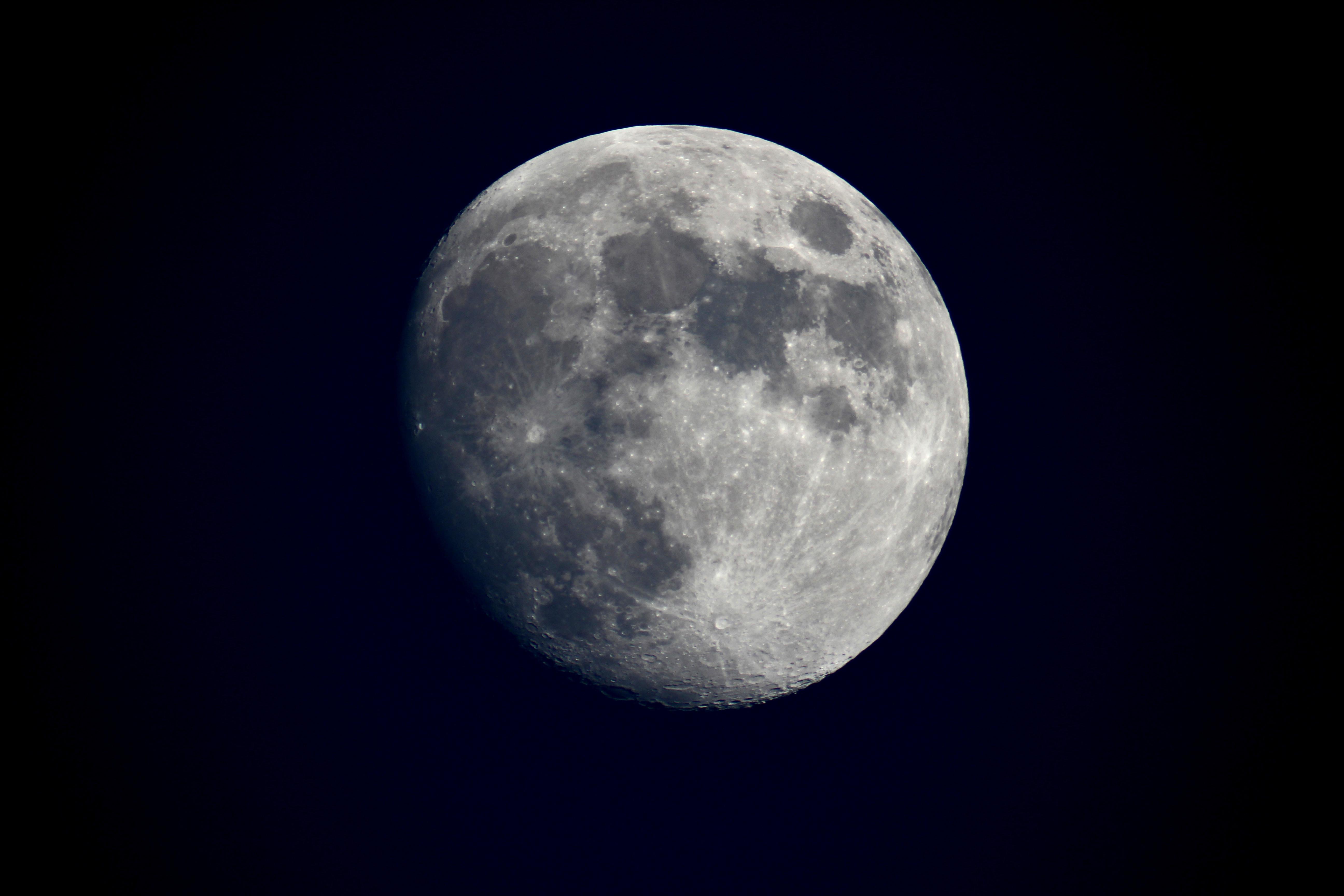 The Big Ole Moon