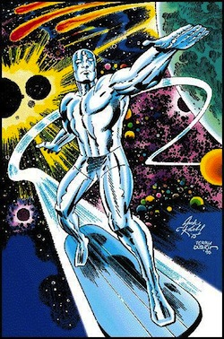 Top 10 Space-Faring Superheroes