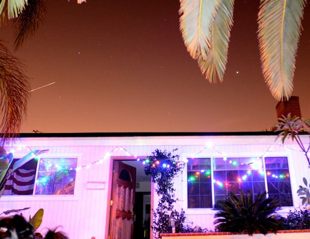 Meteor Over Riverside, CA