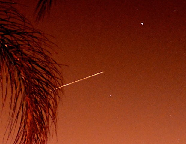 Meteor Over Riverside, CA #2
