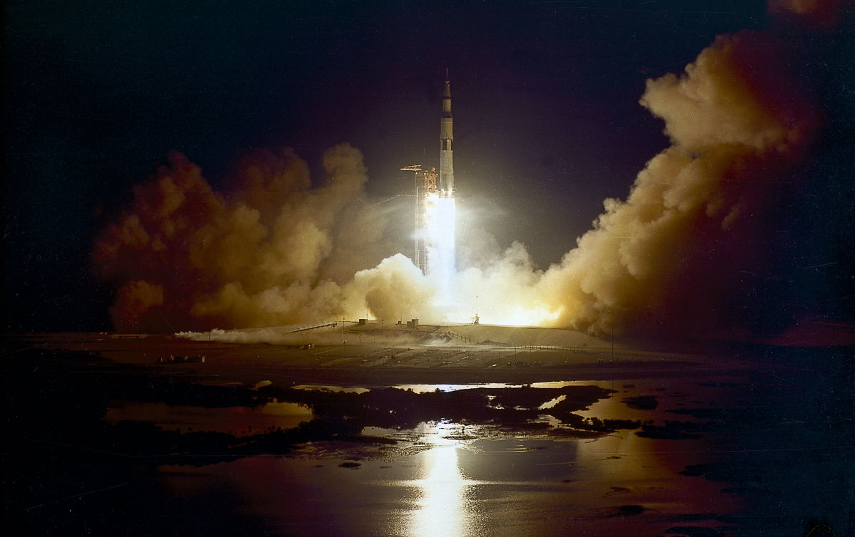 Last Lunar Landing Launched 40 Years Ago