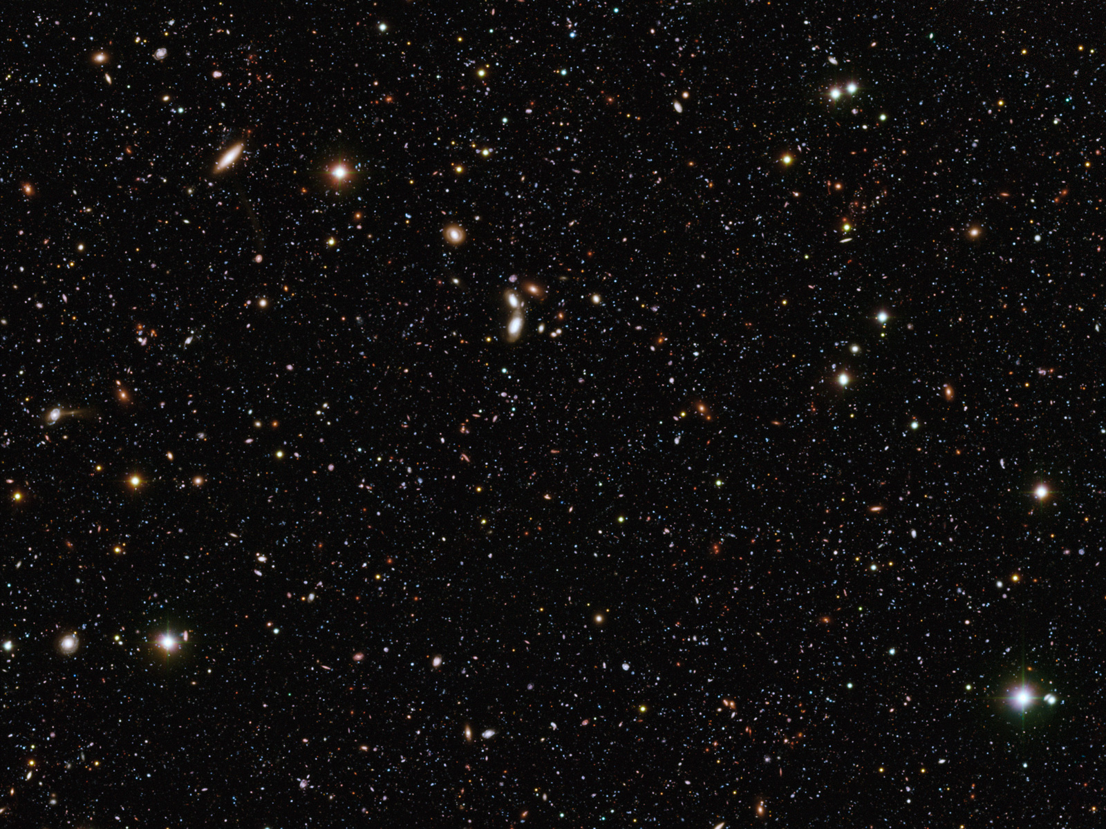 best photos of distant galaxies - photo #7