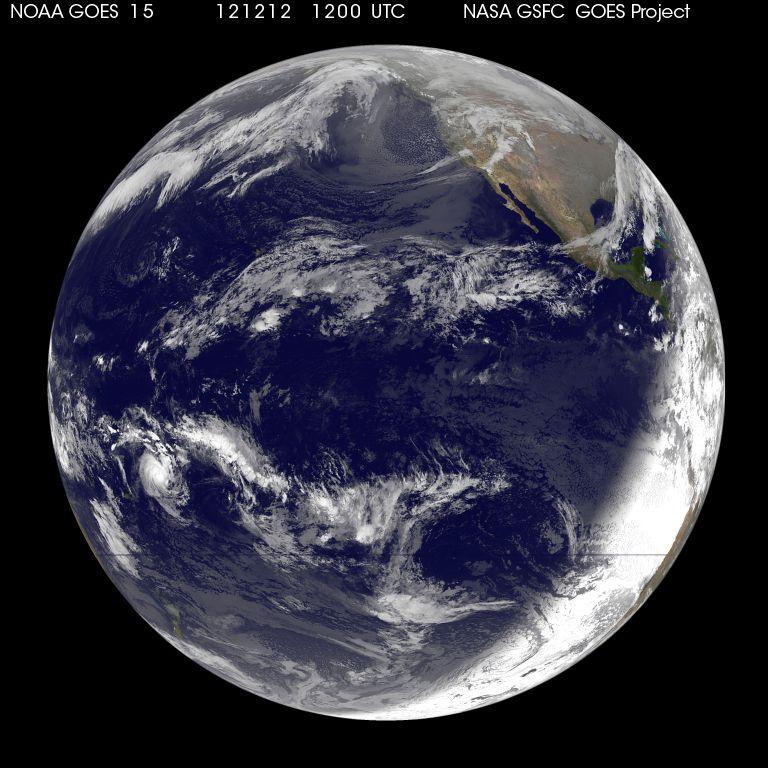 Earth Image 121212