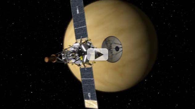 First Venus Spacecraft Was Plagued With Problems | Video