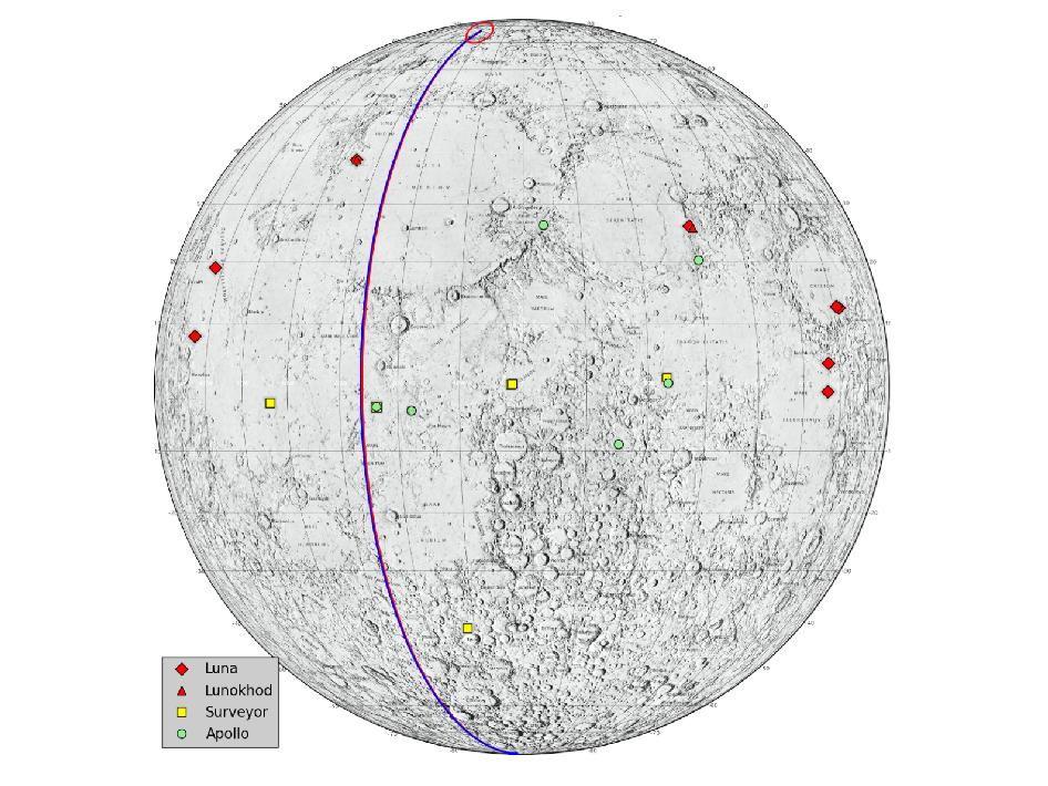 Twin NASA Probes Readying for Monday Moon Crash