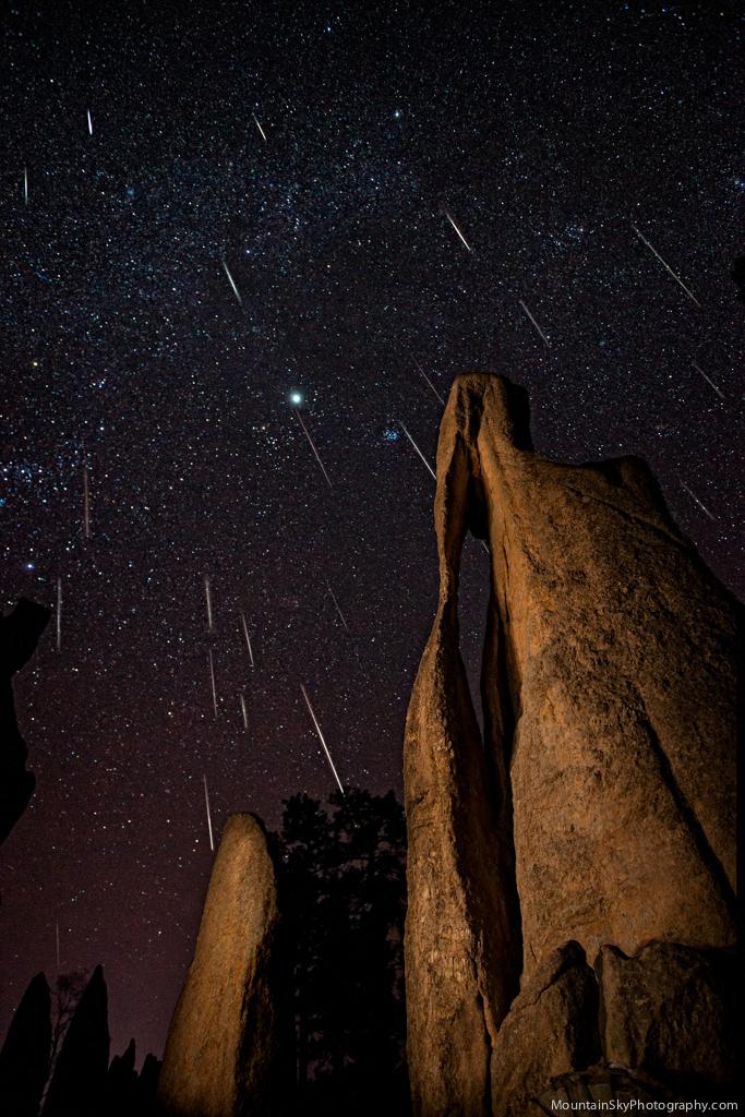 Ursid Meteor Shower Peaks Saturday