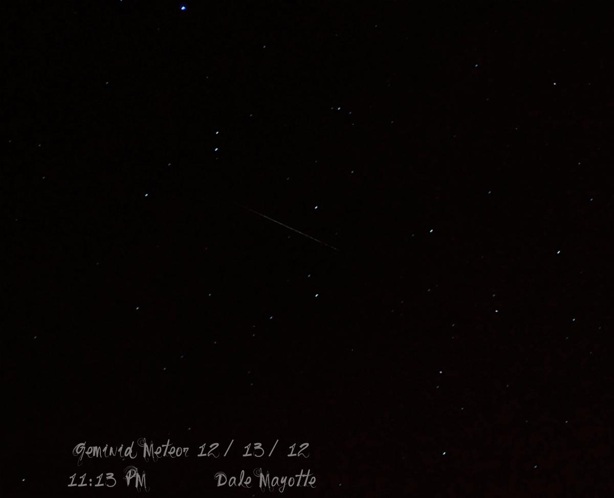 2012 Gemind Meteor Over Michigan