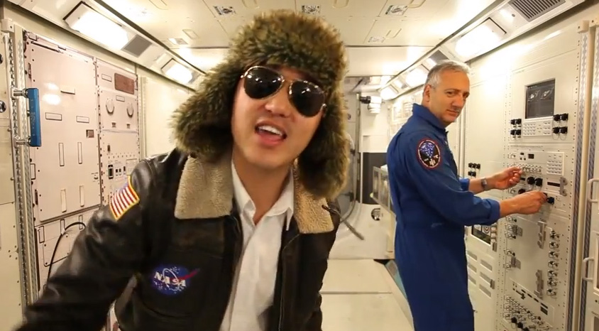 NASA Gangnam Style - Music Video Parody With A Purpose