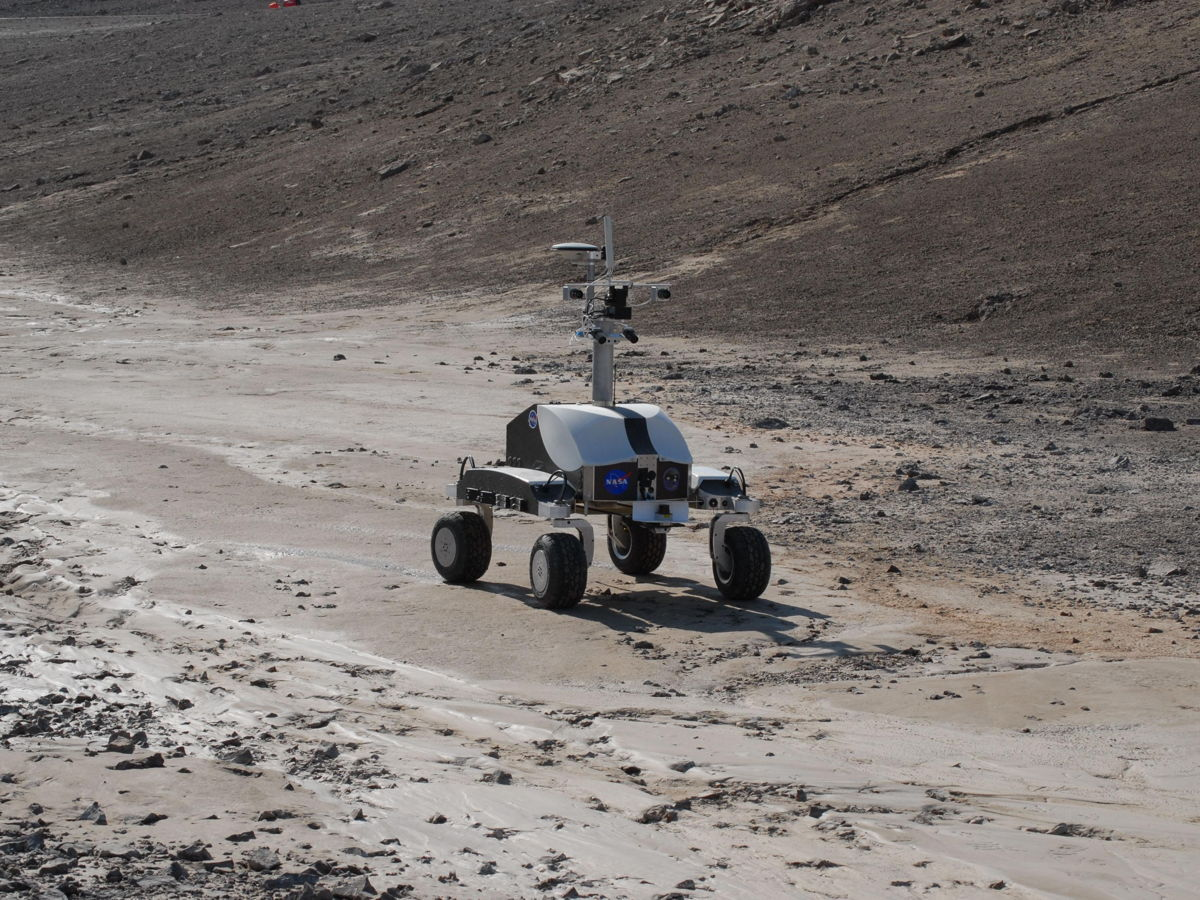 Space Station Astronauts to Practice Robot Remote Control