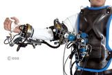 Europe's Multi-Purpose End-To-End Robotic Operation Network program is delving into intuitive and dexterous control of robotic systems, be they touch interfaces, force reflective joysticks, and arm exoskeletons.