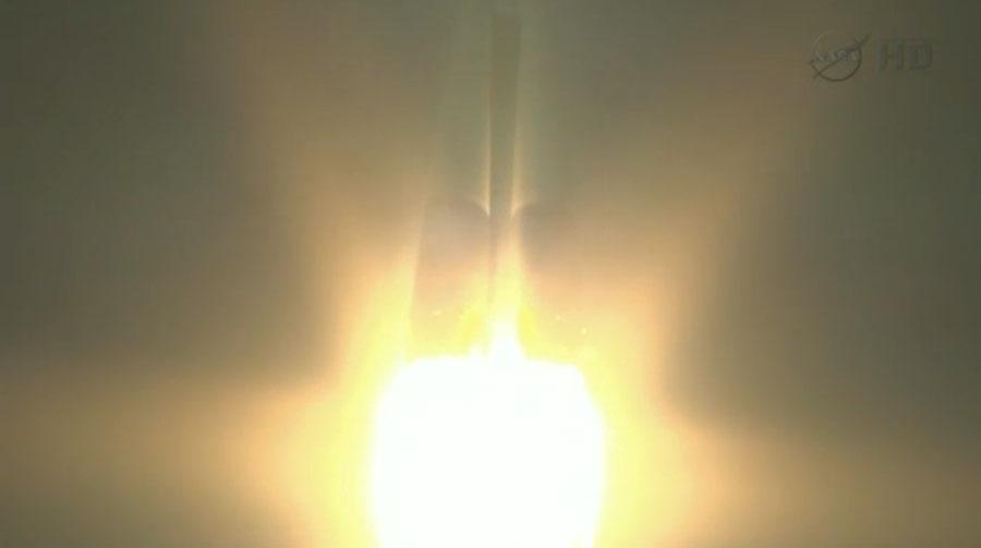 Soyuz Blastoff