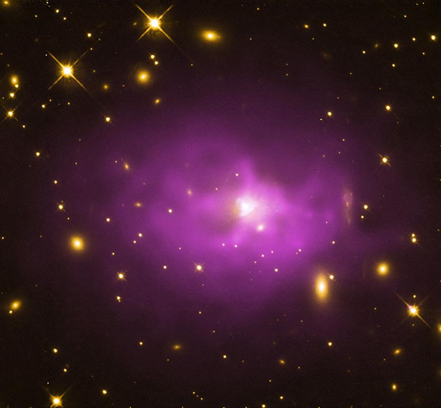 Gigantic Black Holes Just Got Even Bigger
