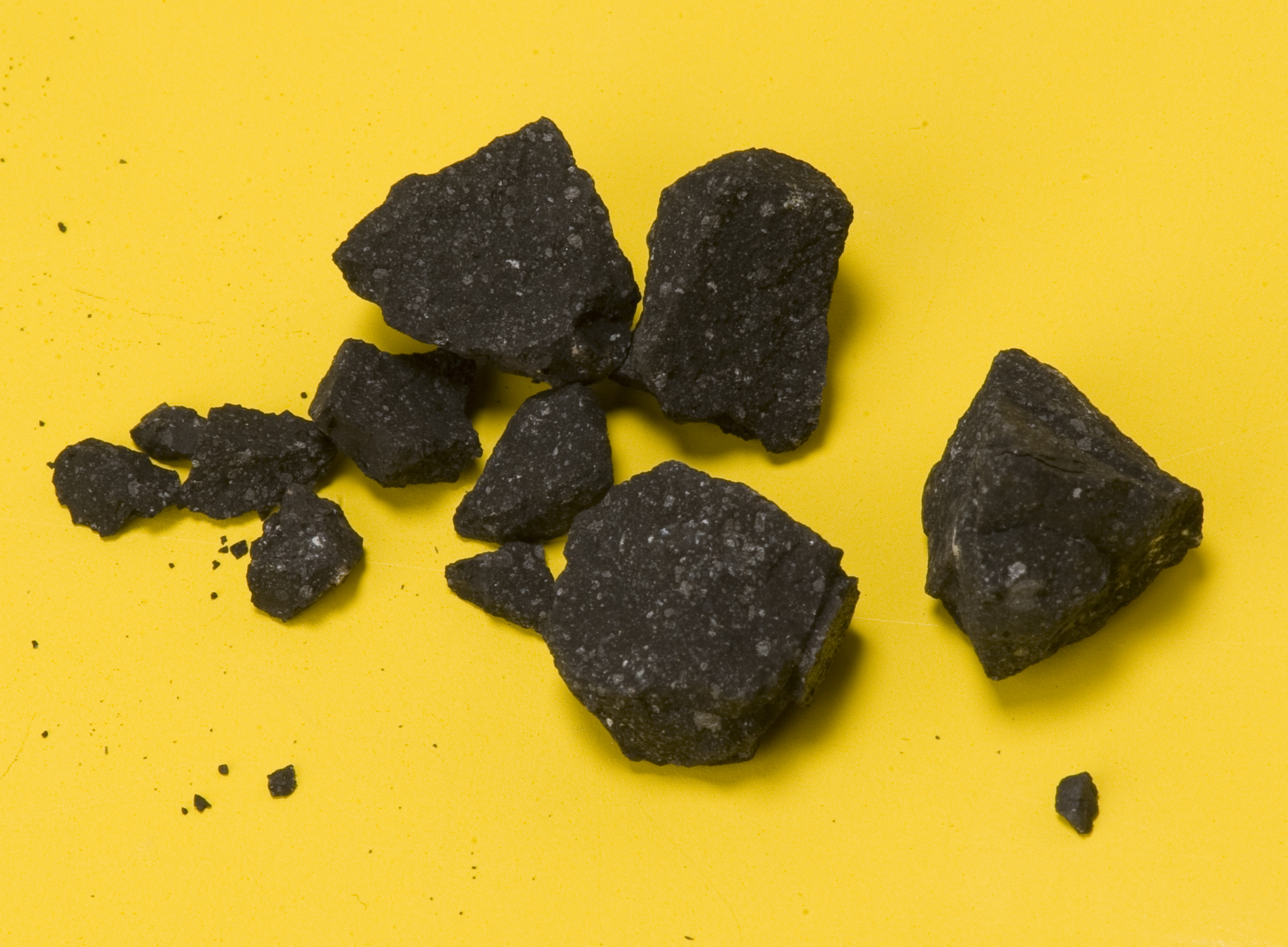Meteorite From California Fireball Reveals Its Secrets