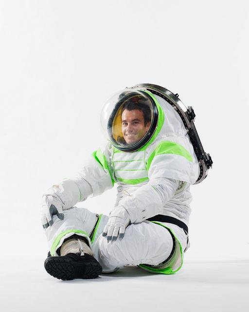 z-1 spacesuit 2