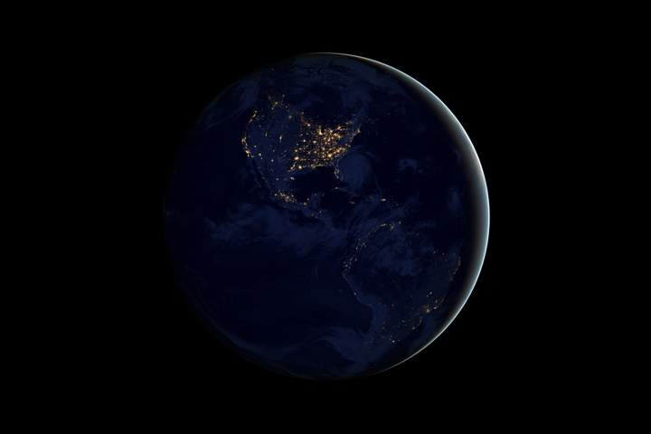 Black Marble: Amazing Earth at Night Photos from Space
