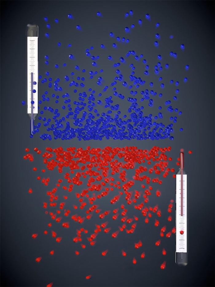 Atoms Reach Record Temperature, Colder than Absolute Zero